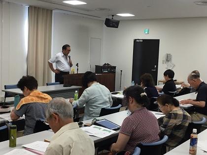 平成29年夏季研修_千田会員発表写真